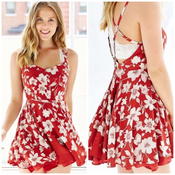 52323993e8e UO Kimchi Blue Scarlett Dress. M 5a7151815521be5ca4518f08. Other Dresses  you may like. Urban Outfitters ...